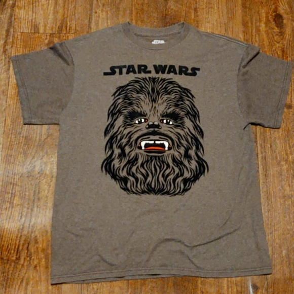 (4 for $20)Chewbacca Star Wars shirt
